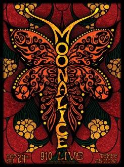 M338 › 2/24/11 910 Live, Tempe, AZ poster by Alexandra Fischer