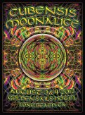 M505 › 8/3-4/12 Golden Sails Hotel, Long Beach, CA poster by Dave Hunter with Cubensis