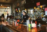 No 1 Bartender at The Red Dog Saloon