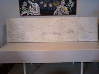 Dennis Larkin's Dream Puzzle (in process)