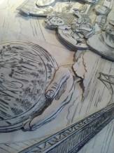 Seeds of Change by Dennis Larkins (in progress)