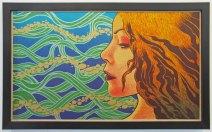 30 x 17.625 Oak Panel Edition of 11