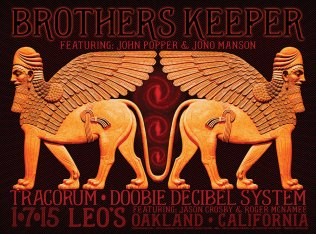 R024 › 1/7/15 Leo's, Oakland, CA with Brother's Keeper