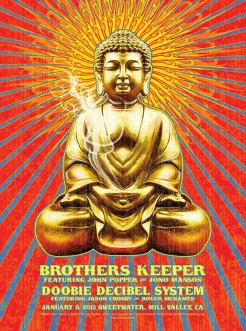 R26 › 1/9/15 Sweetwater Music Hall, Mill Valley, CA with Brother's Keeper