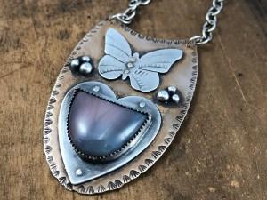 Butterfly Medicine Necklace