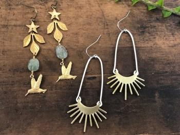 Spring Menagerie Earrings