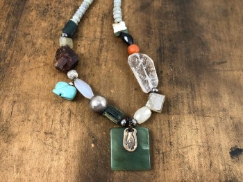 Treasure Chest Necklace