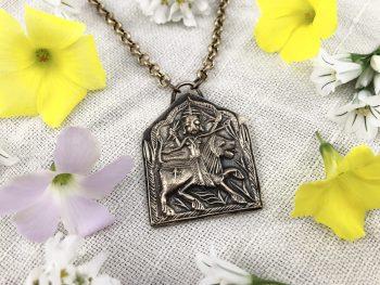 kali goddess necklace
