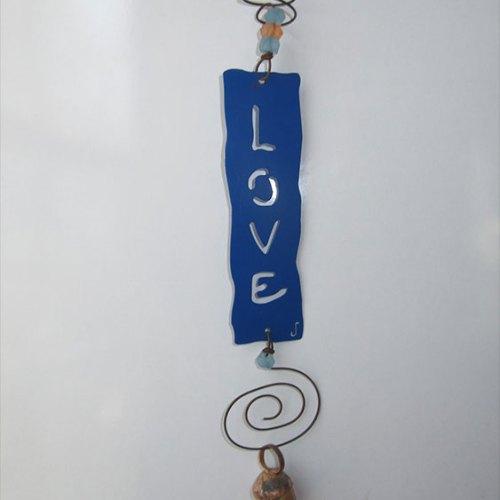Handmade Affirmation Chimes