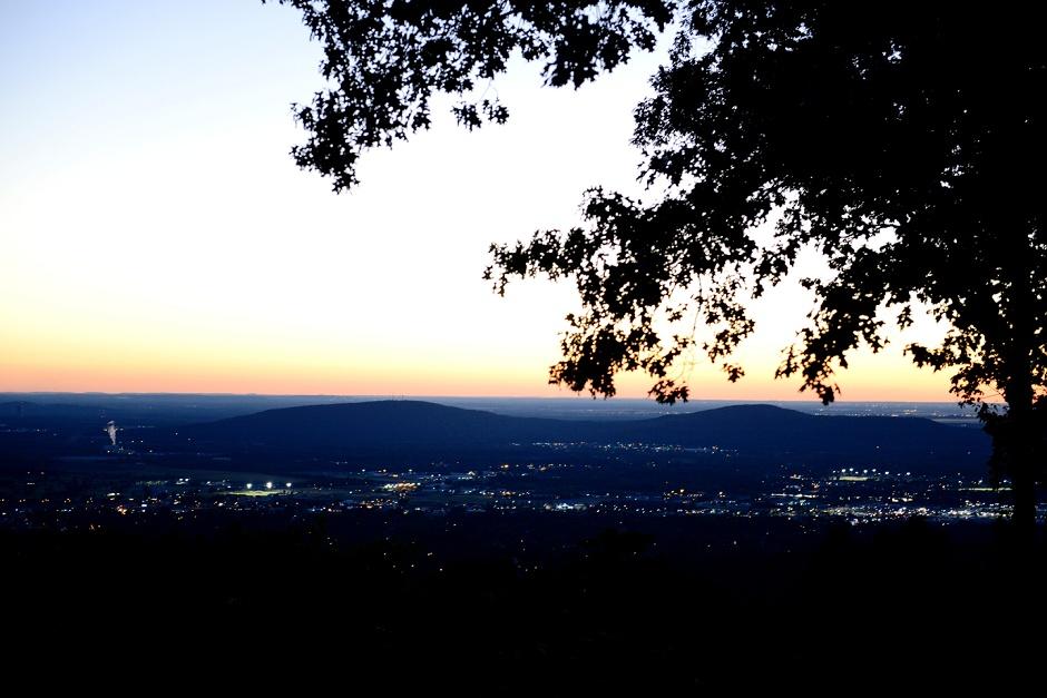 32 burritt on the mountain sunset view