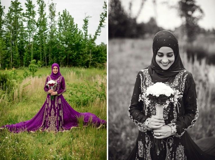 20 custom handmade arab wedding dress