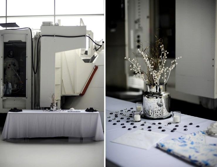 23 space and rocket center wedding