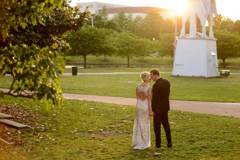 Jesslyn + Michael // Huntsville Museum of Art Wedding -