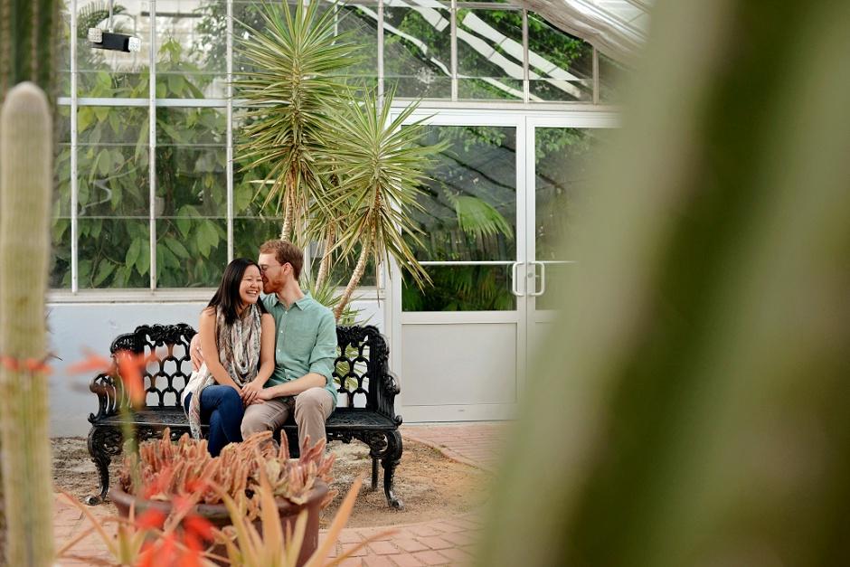 24 Botanical Gardens Engagement Pictures Birmingham AL