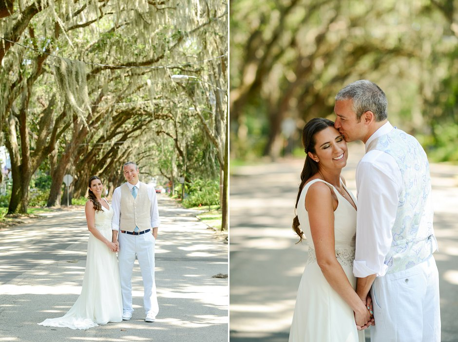 19 St Augustine Magnolia Ave Wedding Pictures