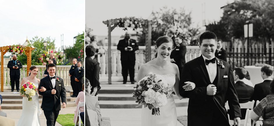 33 westin huntsville wedding photographer courtyard ceremony