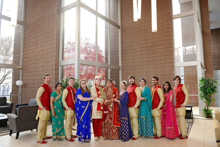 74 Muscle Shoals Al Indian Wedding Photographer