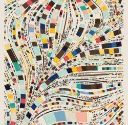 NFT, Art, Fidenza, Art Blocks, curated, generative art, opensea