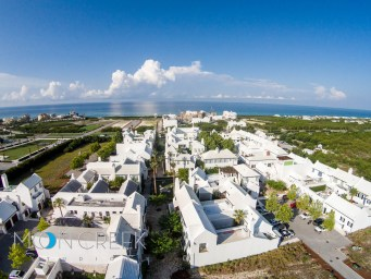 Alys Beach Aerial Photography and Video in South Walton, Florida