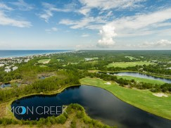 Camp Creek Golf Course Aerial Photography and Video in South Walton, Florida