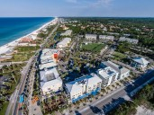Gulf Place Florida aerial photography