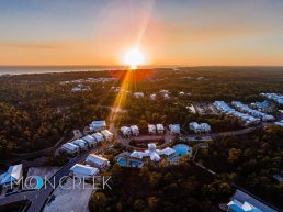 Seagrove Beach Florida aerial photography