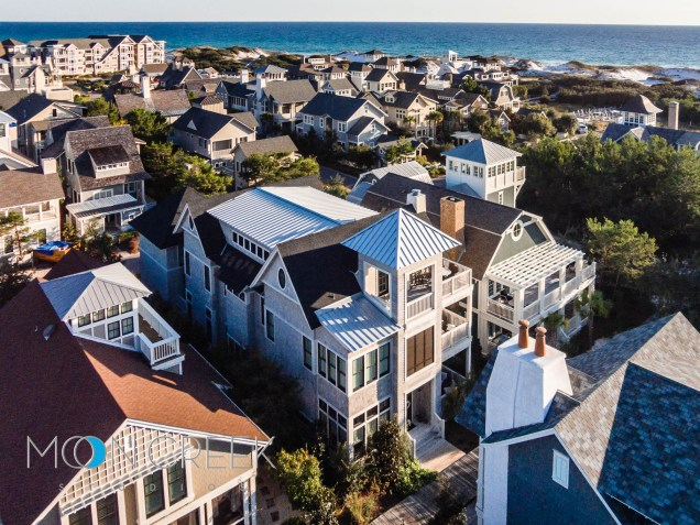 Aerial Photography & Video - WaterSound Beach, Florida