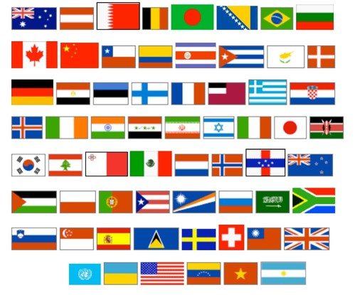 J-MIFF FLAGS