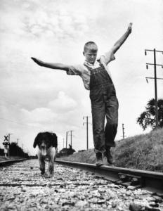 BOY, DOG, RAILROAD copy
