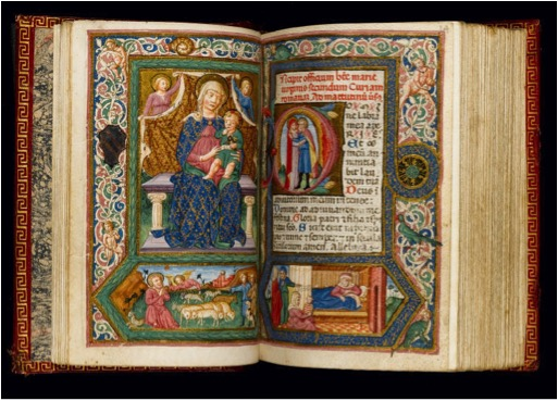 ILLUMINATED BIBLE