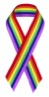 RAINBOW RIBBON - SMALL