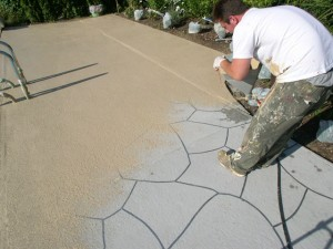 moon decorative concrete if you are