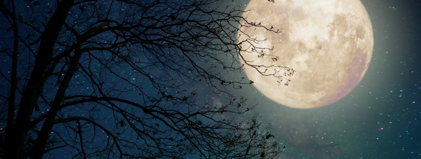 Blue Moon of March 2018