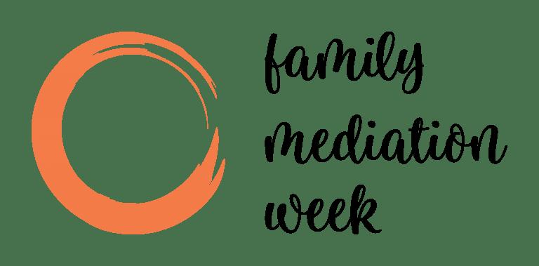 Family Mediation Week 2019