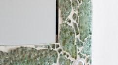 turquoise mosaic mirror 1