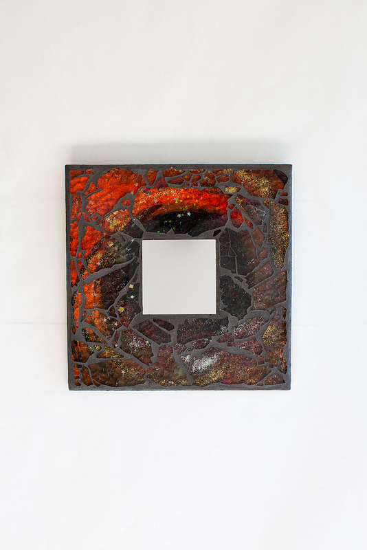 Moonfish Artworks Mosaic Mirror 2