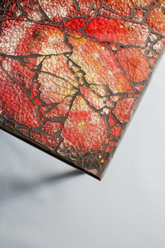 Moonfish Artworks Mosaic Table 2