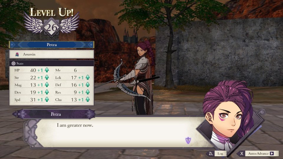 'Fire Emblem: Three Houses' Hard Mode Clear 3