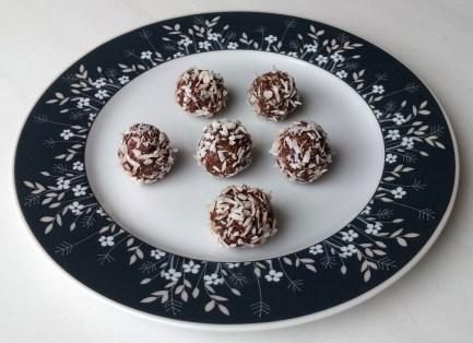 Šokolaadikommid kookosega