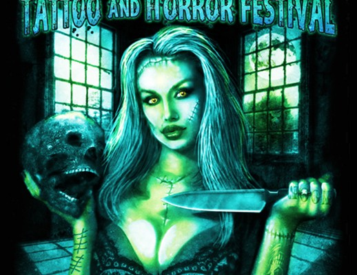 FULL MOON TATTOO AND HORROR FESTIVAL – TWO THINGS THAT SHOULD NEVER GO TOGETHER