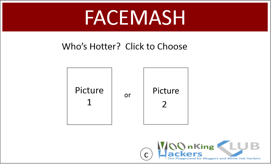 How To Create Your FACEMASH like Website