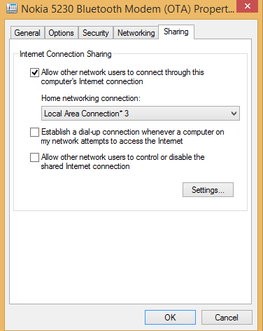 Turn your windows pc into a Wi-Fi hotspot without any software configure hotspot sharing setting