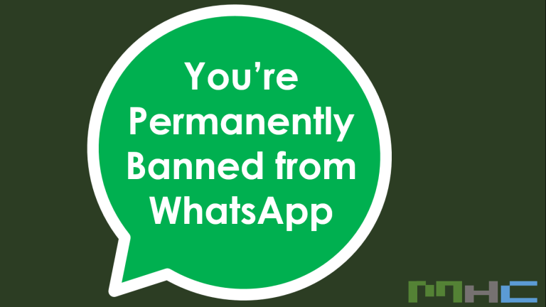 Permanently Banned from WhatsApp [Resolved]