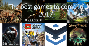 Upcoming games for 2017 : Best Video Games for PS4 , Xbox One