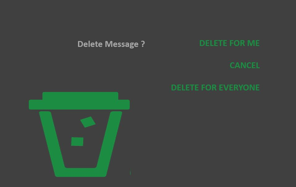 Delete An Accidentally Sent WhatsApp Message Even After 24 hrs