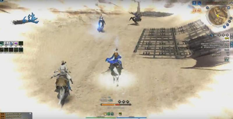 obstacle-  courses  de chevaux -moonlightblade