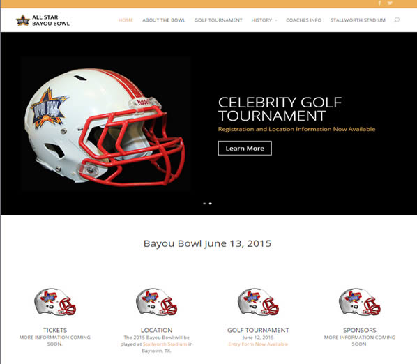 All Star Bayou Bowl