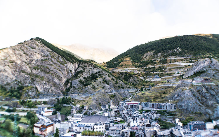 A visit to Andorra