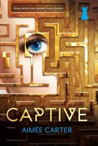 Book Review: Captive by Aimee Carter