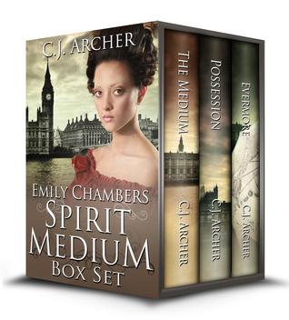 Emily Chambers Spirit Medium